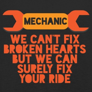 Mechanic: We can not fix broken hearts, but we can - Kids' Premium Longsleeve Shirt