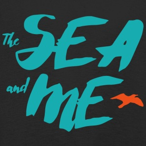 THE SEA AND ME - Kids' Premium Longsleeve Shirt