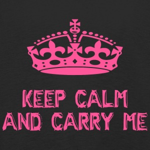 keep calm and carry me - Kids' Premium Longsleeve Shirt