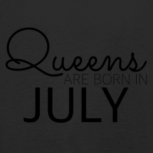 Happy Birthday: Queens are born in July - Kids' Premium Longsleeve Shirt