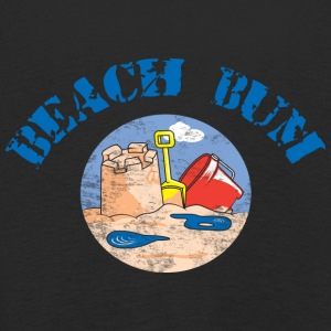 Beach Bum - Premium langermet T-skjorte for barn