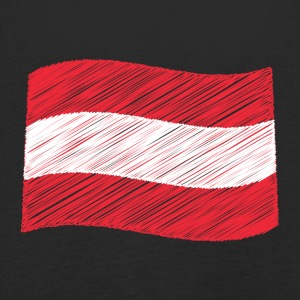 Flag of Austria - Kids' Premium Longsleeve Shirt