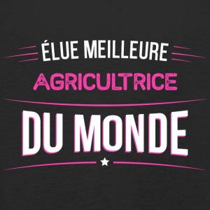 Agricultrice t shirt drole pour Agricultrice - T-shirt manches longues Premium Enfant
