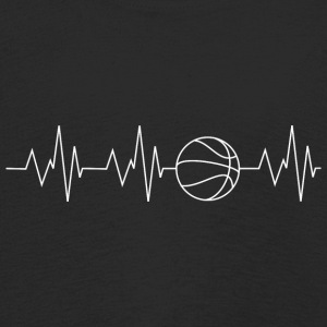 Heartbeat Basketball - Kids' Premium Longsleeve Shirt