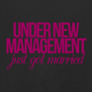 Hochzeit / Heirat: Under New Management - just got - Kinder Premium Langarmshirt