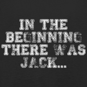 In The Beginning There Was Jack... - T-shirt manches longues Premium Enfant