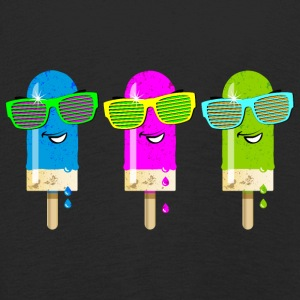 Popsicle ice lolly ice cream Gelato summer sweet - Kids' Premium Longsleeve Shirt
