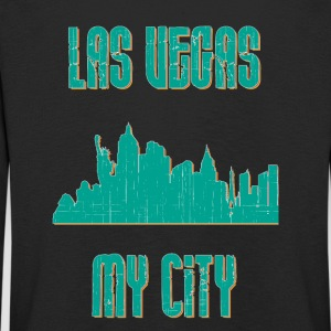 Las vegas MY CITY - Kids' Premium Longsleeve Shirt