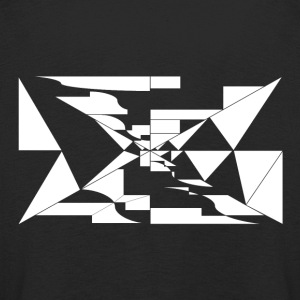 Geometry / White - Kids' Premium Longsleeve Shirt