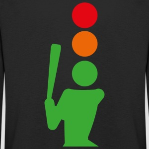 Green light - Kids' Premium Longsleeve Shirt