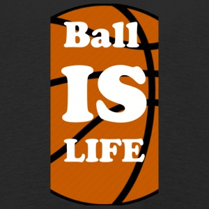 Ball is Life Basketball Limited - Kids' Premium Longsleeve Shirt