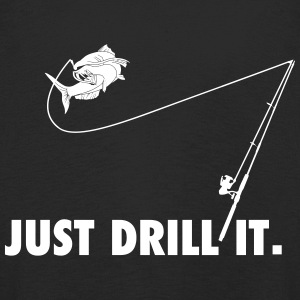 just drill it - Kinder Premium Langarmshirt