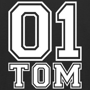 Tom - Name - Kinder Premium Langarmshirt