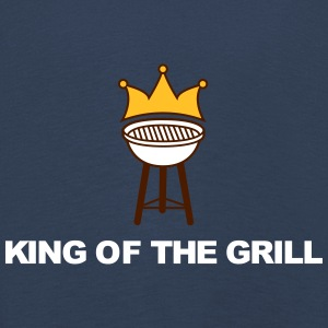 The King Of The Grill - Kids' Premium Longsleeve Shirt