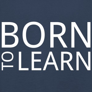 Born to learn - Kids' Premium Longsleeve Shirt