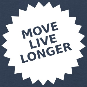 move live longer - Kinder Premium Langarmshirt