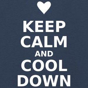 Keep calm and cool down - Kids' Premium Longsleeve Shirt