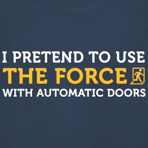 1139 i open automatic doors with the force od - Kids' Premium Longsleeve Shirt