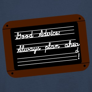 Always plan AHEA ... d - Kids' Premium Longsleeve Shirt