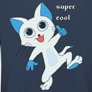 Super cool Miez - Kids' Premium Longsleeve Shirt