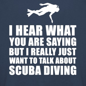 Funny Dives Gift Idea - Kids' Premium Longsleeve Shirt