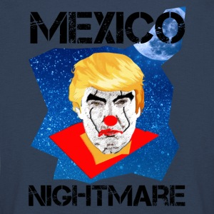 Mexico Blue Nightmare / The Mexico Blue nachtmerrie - Kinderen Premium shirt met lange mouwen