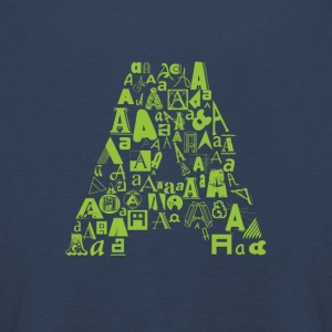 Font Fashion A - Kids' Premium Longsleeve Shirt