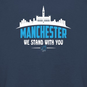 MANCHESTER WE STAND WITH YOU - Kids' Premium Longsleeve Shirt