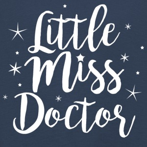 Little Miss Doctor - Premium langermet T-skjorte for barn
