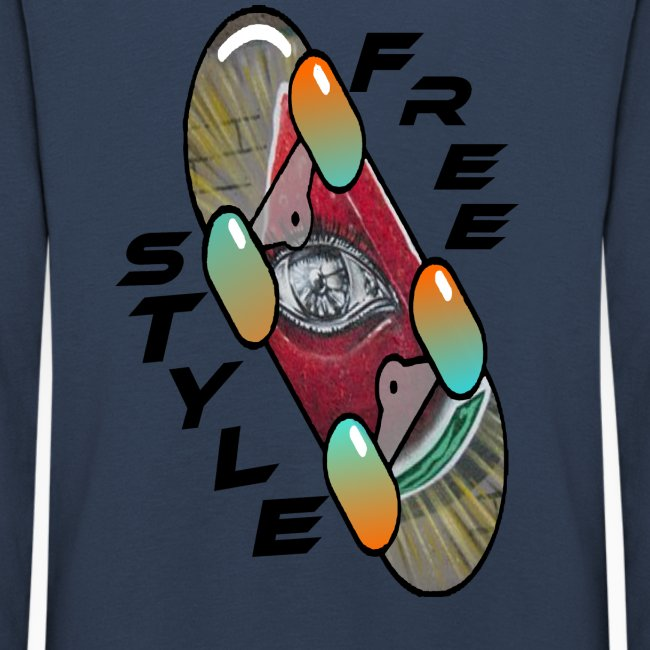 Skateboard Freestyle 2