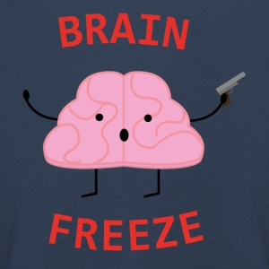 brain Freeze - Kinder Premium Langarmshirt