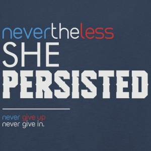 Nevertheless She Persisted - Kinder Premium Langarmshirt