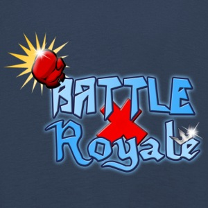 Battle Royale Cruz Logo - Camiseta de manga larga premium niño