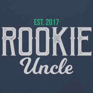 New Uncle Rookie Uncle gift - onkel - Kinder Premium Langarmshirt