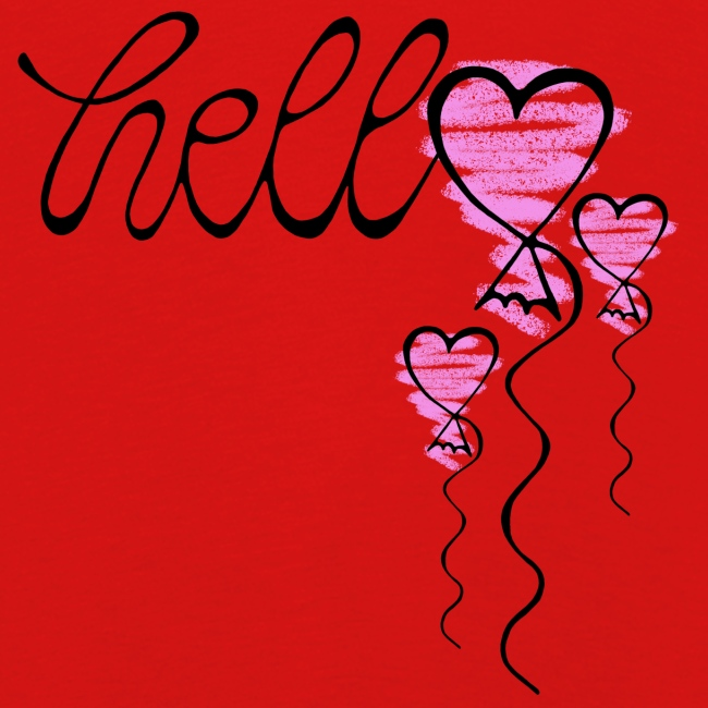 Hello Herzballon