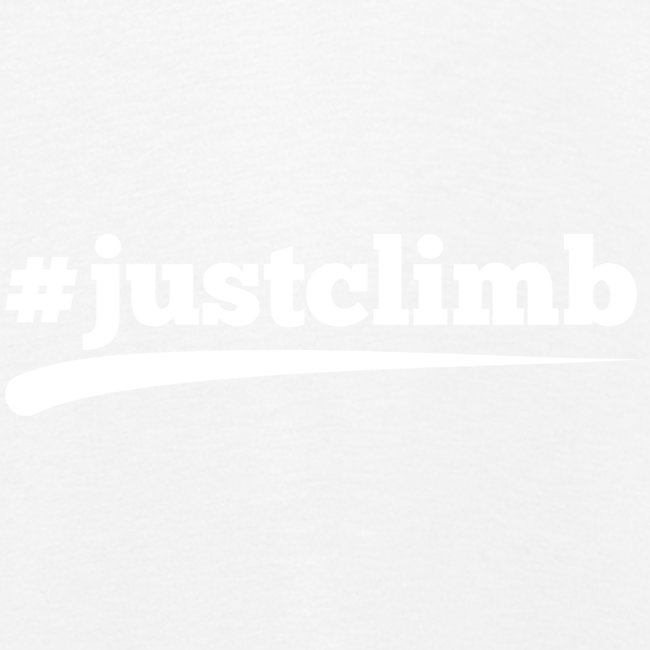 #JUSTCLIMB