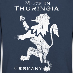 Made in Thuringia - Kinder Premium Langarmshirt