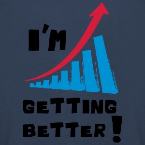 I'm getting better - Kids' Premium Longsleeve Shirt