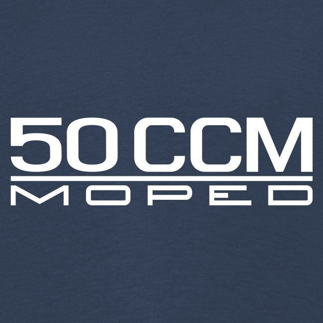 50 ccm Moped Emblem