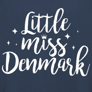Little Miss Danmark - Premium langermet T-skjorte for barn