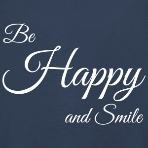 Be Happy - Kids' Premium Longsleeve Shirt