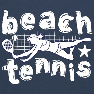 Beach tennis girl - Kids' Premium Longsleeve Shirt