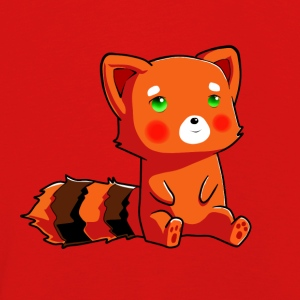 Orange racoon - Kids' Premium Longsleeve Shirt