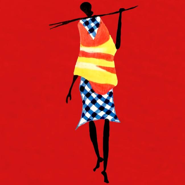 Color Stick Man