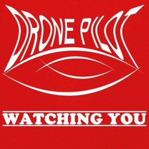 Drone pilot Watching you - Kids' Premium Longsleeve Shirt