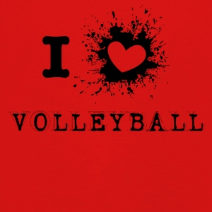 iLove volley-ball - T-shirt manches longues Premium Enfant
