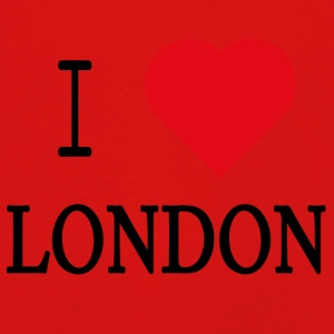I Love London - Kids' Premium Longsleeve Shirt
