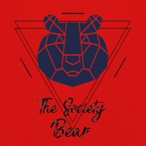 The company bear - Kids' Premium Longsleeve Shirt