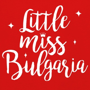 Little Miss Bulgaria - Premium langermet T-skjorte for barn