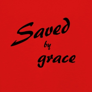 saved by grace - T-shirt manches longues Premium Enfant